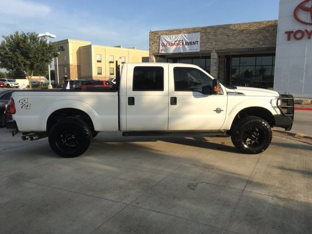 Pre-Owned 2015 Ford F-250SD XLT
