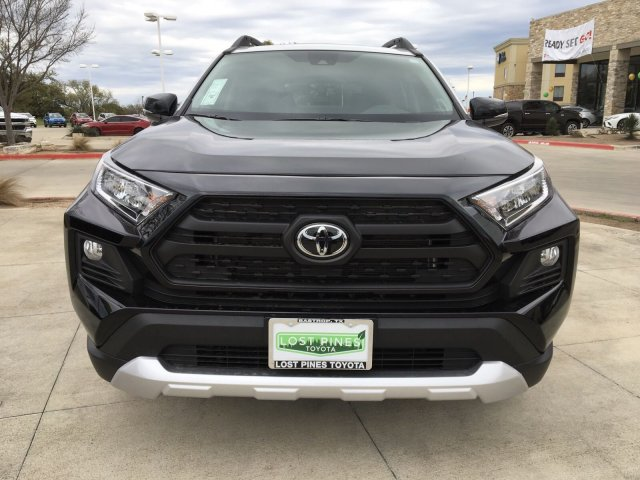 New 2019 Toyota RAV4 Adventure