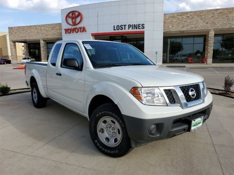 Pre-Owned 2018 Nissan Frontier S RWD King Cab