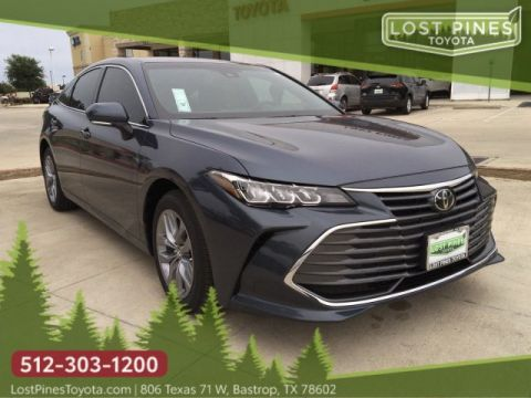 New 2019 Toyota AVALON XLE FWD 4D Sedan
