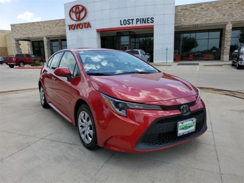 Certified Pre-Owned 2020 Toyota Corolla LE FWD 4D Sedan
