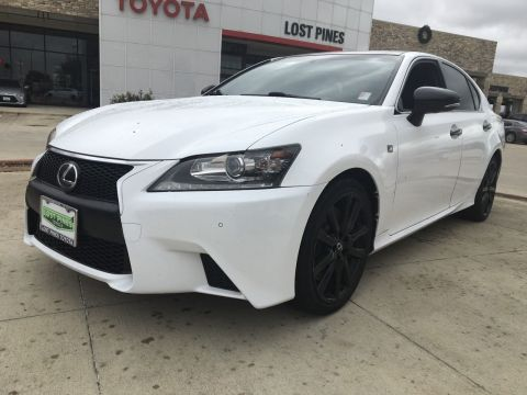 Pre-Owned 2015 Lexus GS 350 Crafted Line